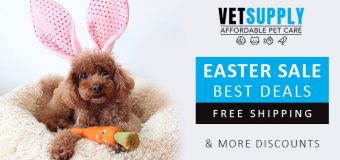 VetSupply Easter Sale – BEST Deals + FREE SHIPPING & More Discounts